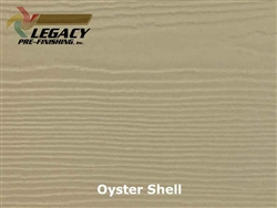 James Hardie, Prefinished Lap Siding - Oyster Shell