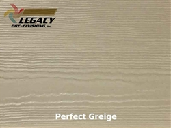 James Hardie, Prefinished Lap Siding - Perfect Greige