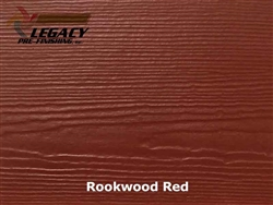 James Hardie, Prefinished Lap Siding - Rookwood Red
