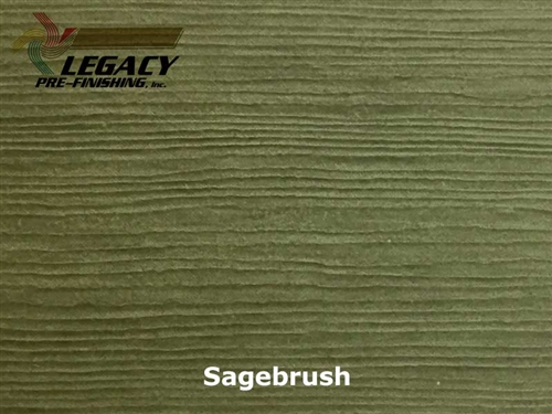 James Hardie, Prefinished CedarMill Lap Siding - Sagebrush Stain