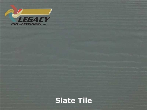 James Hardie, Prefinished CedarMill Lap Siding - Slate Tile