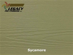 James Hardie, Prefinished Lap Siding - Sycamore