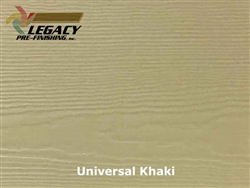 James Hardie, Prefinished Lap Siding - Universal Khaki