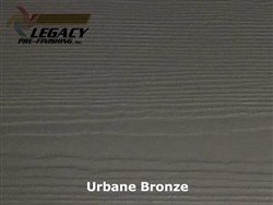 James Hardie, Prefinished Lap Siding - Urbane Bronze