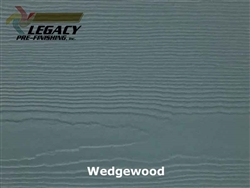 James Hardie, Prefinished Lap Siding - Wedgewood