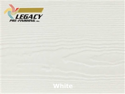 James Hardie, Prefinished Lap Siding - White