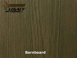 James Hardie Panel Siding, Prefinished - Barnboard