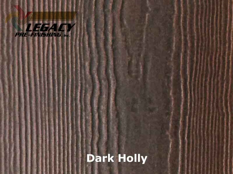 James Hardie Panel Siding Prefinished Dark Holly