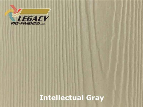 James Hardie Panel Siding, Prefinished - Intellectual Gray