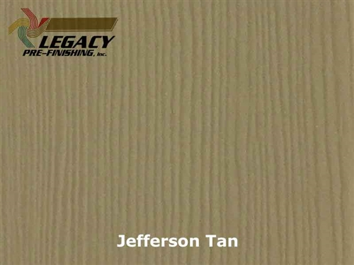 James Hardie Panel Siding, Prefinished - Jefferson Tan