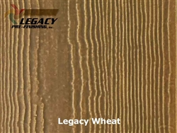 James Hardie Panel Siding, Prefinished - Legacy Wheat