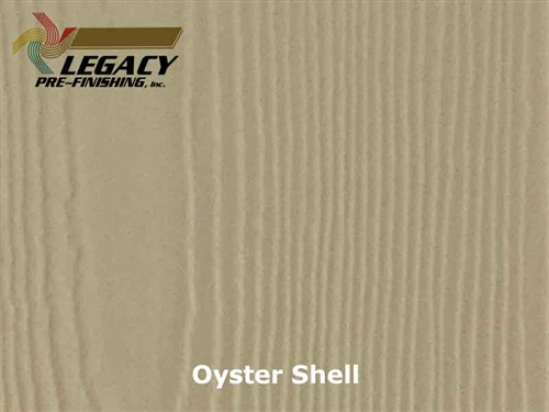 James Hardie Panel Siding, Prefinished - Oyster Shell