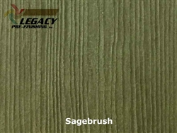 James Hardie Panel Siding, Prefinished - Sagebrush