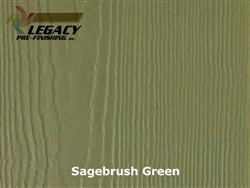 James Hardie Panel Siding, Prefinished - Sagebrush Green