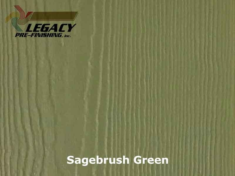 James Hardie Panel Siding Prefinished Sagebrush Green