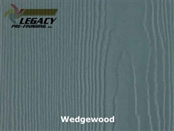 James Hardie Panel Siding, Prefinished - Wedgewood