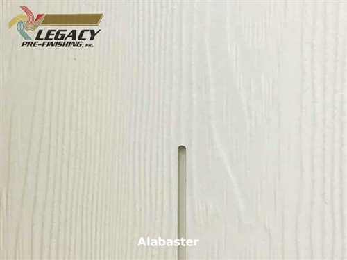 James Hardie, Prefinished Shingle Panel Siding - Alabaster