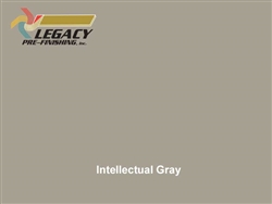 James Hardie, Prefinished Shingle Panel Siding - Intellectual Gray