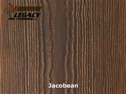 James Hardie, Prefinished Shingle Panel Siding - Jacobean