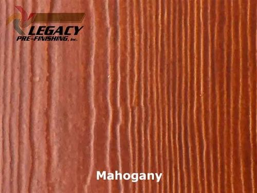 James Hardie, Prefinished Shingle Panel Siding - Mahogany