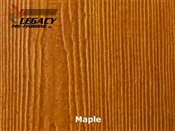 James Hardie, Prefinished Shingle Panel Siding - Maple