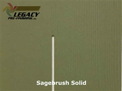 James Hardie, Prefinished Shingle Panel Siding - Sagebrush Solid