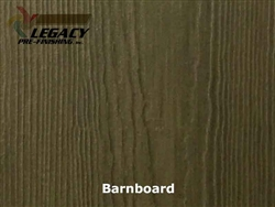 James Hardie, Prefinished HardieSoffit - Barnboard Solid Color