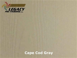 James Hardie, Prefinished HardieSoffit - Cape Cod Gray