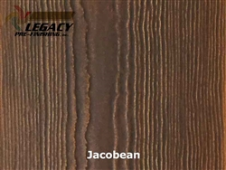 James Hardie, Prefinished HardieSoffit - Jacobean Stain