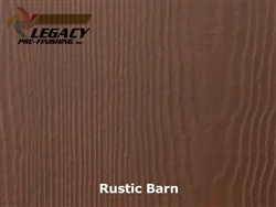 James Hardie, Prefinished HardieSoffit - Rustic Barn