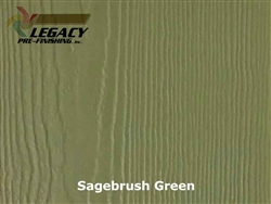 James Hardie, Prefinished HardieSoffit - Sagebrush Green