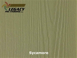 James Hardie, Prefinished HardieSoffit - Sycamore