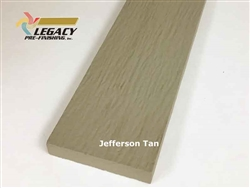 James Hardie, Prefinished HardieTrim - Jefferson Tan