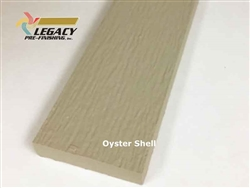 James Hardie, Prefinished HardieTrim - Oyster Shell