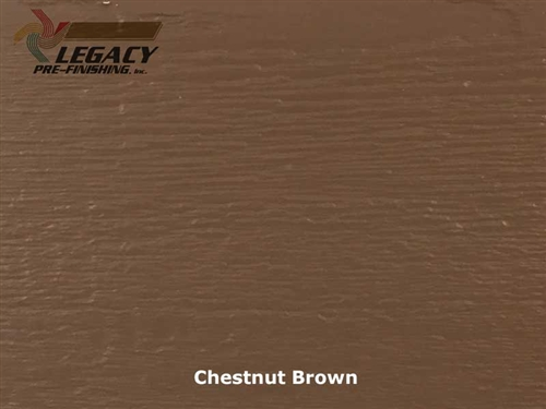 KWP Eco-side, Pre-Finished Lap Siding - Chestnut Brown