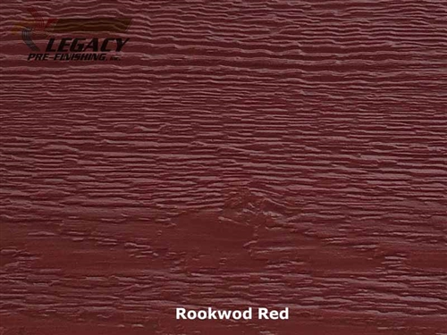 KWP Eco-side, Pre-Finished Lap Siding - Rookwood Red