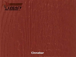 KWP Eco-side, Pre-Finished Woodgrain Panel Siding - Cinnabar