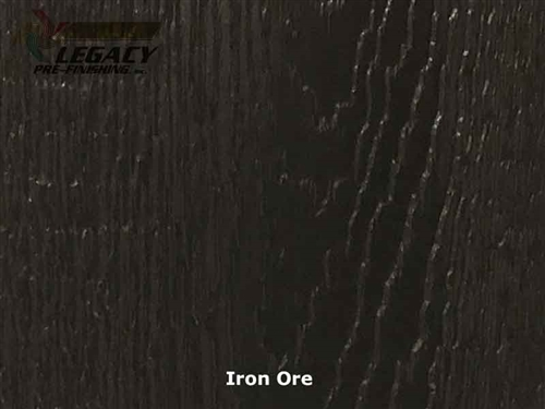 KWP Eco-side, Pre-Finished Woodgrain Panel Siding - Iron Ore