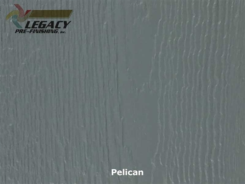 KWP Eco-side, Pre-Finished Woodgrain Panel Siding - Pelican