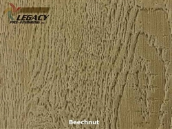 Prefinished LP SmartSide, Cedar Shake Panel - Beechnut Stain