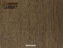 LP SmartSide, Cedar Shake Panel - Prefinished Hemlock Stain