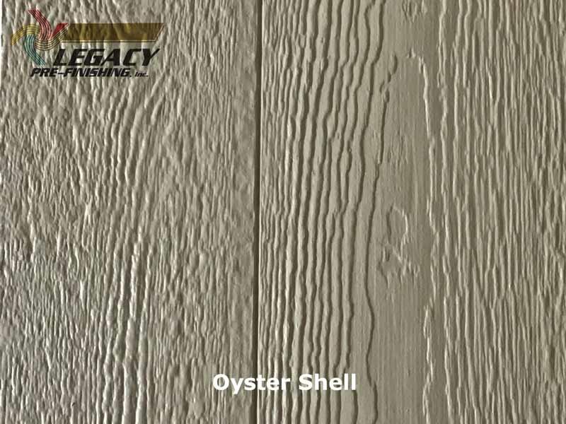 Prefinished Lp Smartside Cedar Shake Panel Oyster Shell