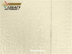 Prefinished LP SmartSide, Cedar Shake Panel - Sandstone