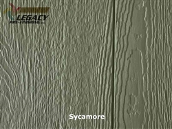 Prefinished LP SmartSide, Cedar Shake Panel - Sycamore