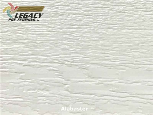 LP SmartSide, Engineered Wood Cedar Texture Lap Siding - Alabaster