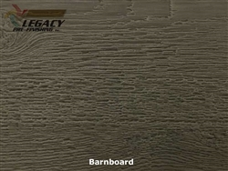 LP SmartSide, Engineered Wood Cedar Texture Lap Siding - Barnboard Stain