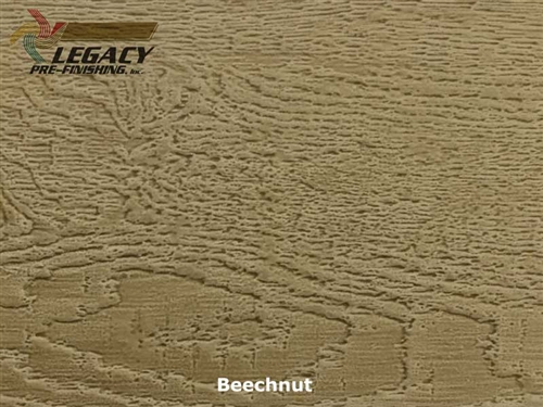LP SmartSide, Engineered Wood Cedar Texture Lap Siding - Beechnut Stain