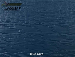 LP SmartSide, Engineered Wood Cedar Texture Lap Siding - Blue Lava