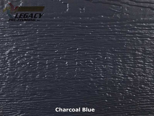 LP SmartSide, Engineered Wood Cedar Texture Lap Siding - Charcoal Blue