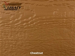 LP SmartSide, Engineered Wood Cedar Texture Lap Siding - Chestnut Brown